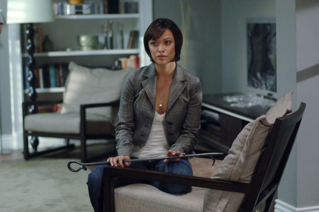 Hegt einen düsteren Plan: Tammi (Marisa Ramirez) ... - Bildquelle: Warner Bros. Television