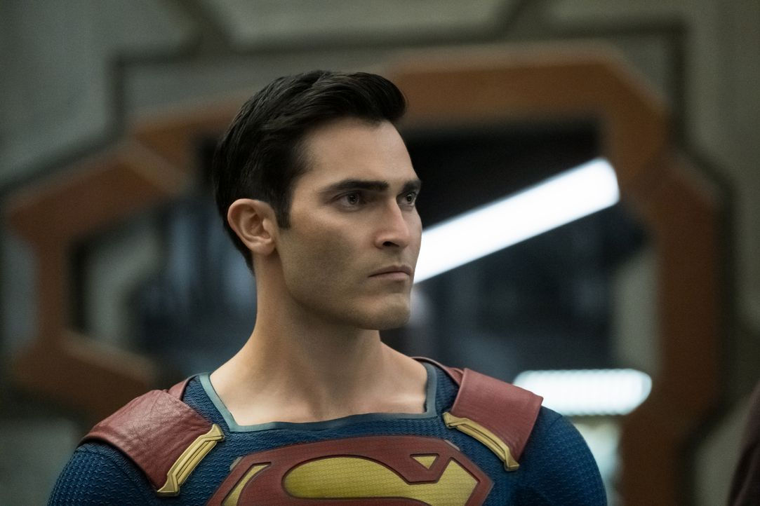 Superman (Tyler Hoechlin) - Bildquelle: Katie Yu 2019 The CW Network, LLC. All rights reserved. / Katie Yu