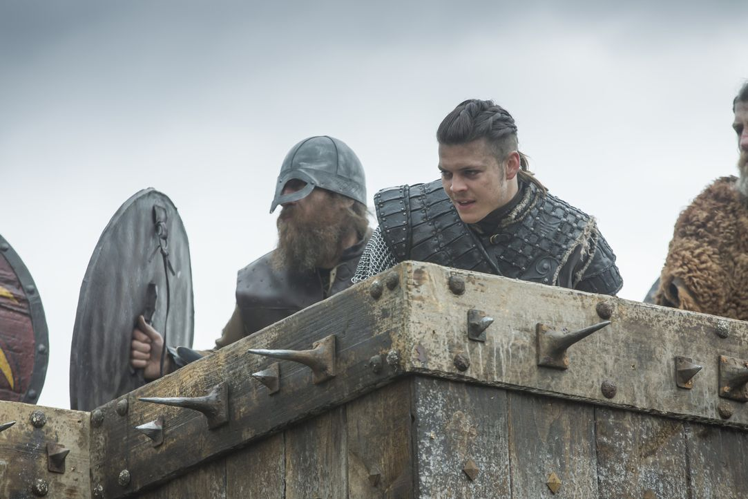 Ivar (Alex Høgh Andersen) - Bildquelle: 2017 TM PRODUCTIONS LIMITED / T5 VIKINGS V PRODUCTIONS INC. ALL RIGHTS RESERVED.