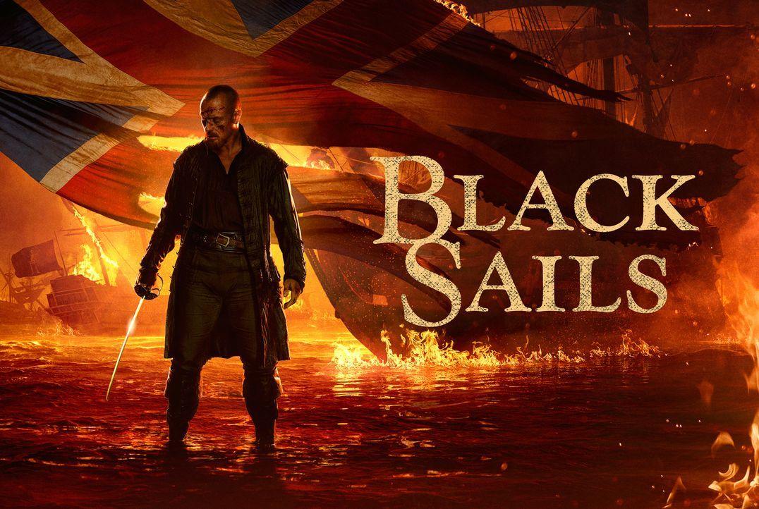 (3. Staffel) - Black Sails - Plakatmotiv - Bildquelle: 2016 Starz Entertainment, LLC. All Rights Reserved