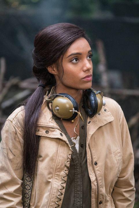 Amaya (Maisie Richardson-Sellers) - Bildquelle: 2017 Warner Bros.