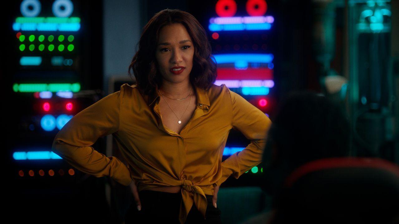 Iris West (Candice Patton) - Bildquelle: Warner Bros. Entertainment Inc. All Rights Reserved.