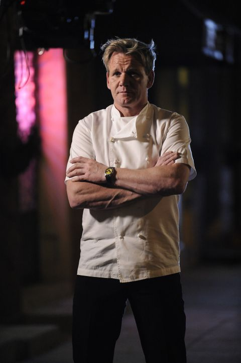 Sternekoch Gordon Ramsay besucht gastronomische Krisenherde und hilft, wirtschaftliche und kulinarische Missstände zu beseitigen ... - Bildquelle: 2011 ITV Studios, Inc. all rights reserved.