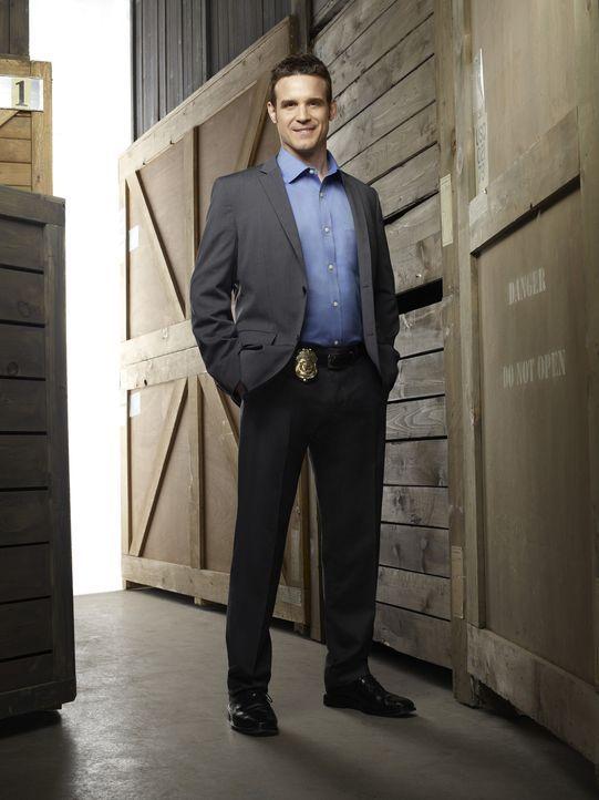 (1. Staffel) - Secret-Service Agent Pete Lattimer (Eddie McClintock) handelt eher emotional und instinktiv. Ist das ein Vorteil oder ein Nachteil be... - Bildquelle: Justin Stephens SCI FI Channel