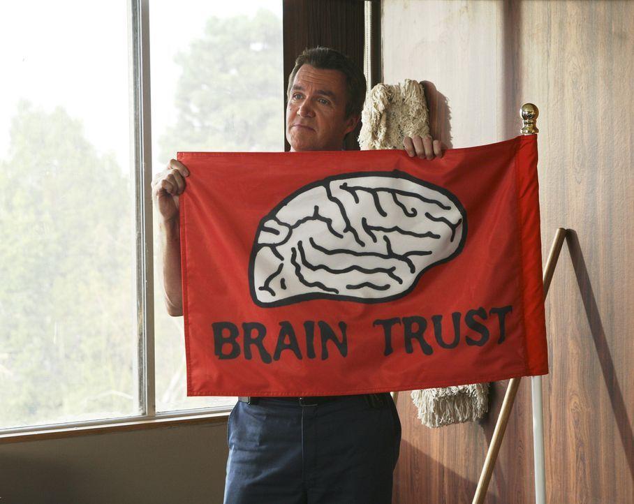 """Der Hausmeister (Neil Flynn) ruft mit seinen Freunden den """"Brain Trust""""-Club ins Leben ... - Bildquelle: Touchstone Television"""