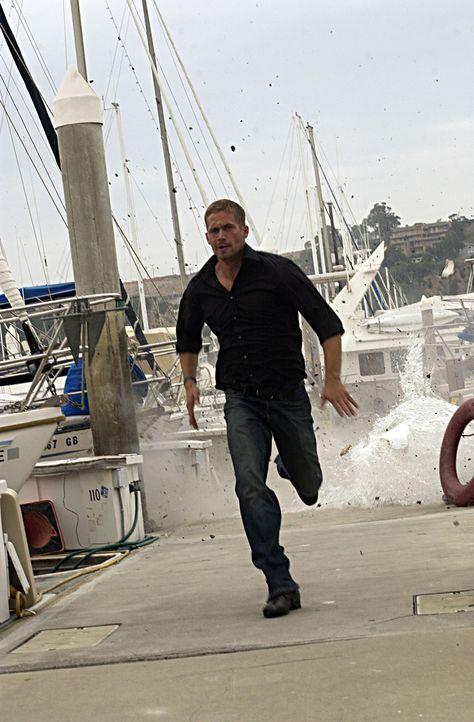 Auf der Flucht: Tim Kearney (Paul Walker) ... - Bildquelle: Nu Image
