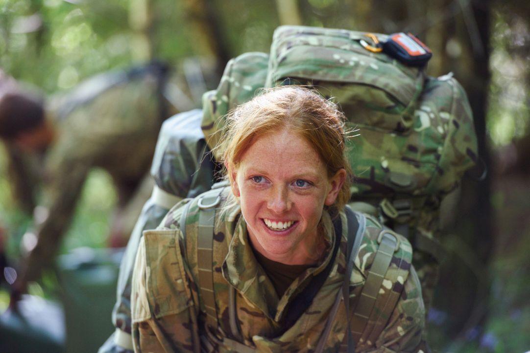 Einmal durch die Hölle und zurück: 29 taffe Briten durchlaufen die Testprogramme von fünf der härtesten Armee-Einheiten der Welt. Sie müssen zeigen,... - Bildquelle: Warren Orchard 2015 BBC
