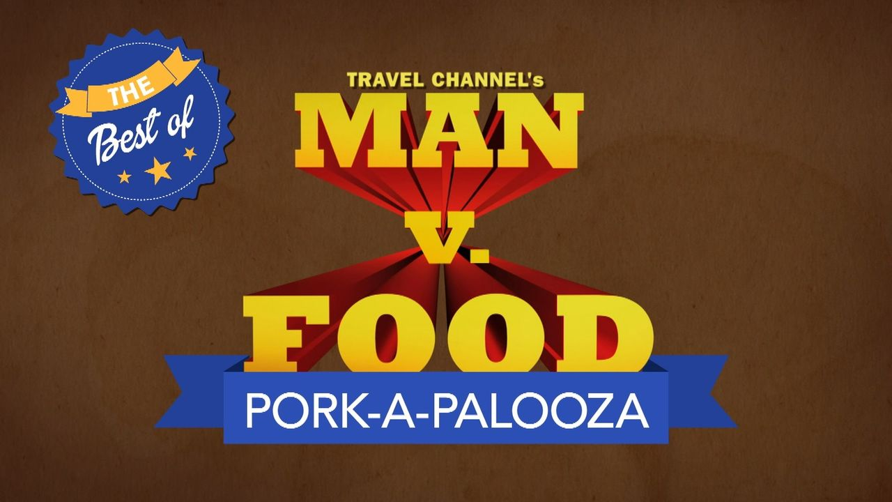 MAN V. FOOD - Pork-A-Palooza - Logo - Bildquelle: The Travel Channel, L.L.C.