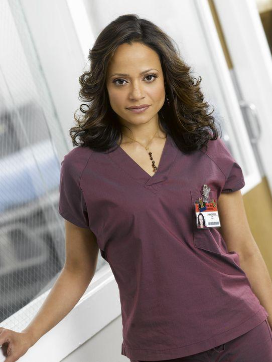(6. Staffel) - Liebt ihren Job: Krankenschwester Carla Espinosa (Judy Reyes) ... - Bildquelle: Touchstone Television
