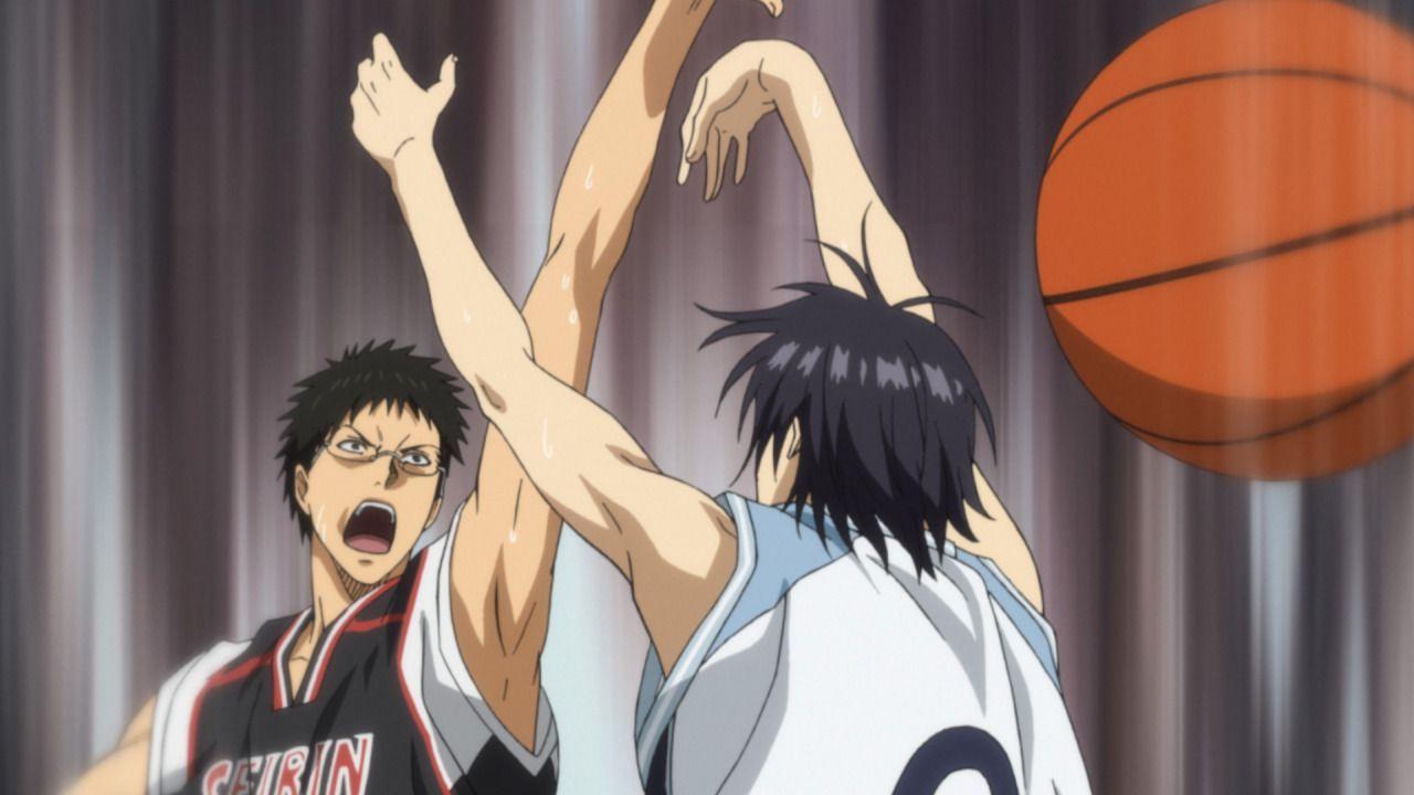 Eine Warnung - Bildquelle: Tadatoshi Fujimaki/SHUEISHA,Team Kuroko