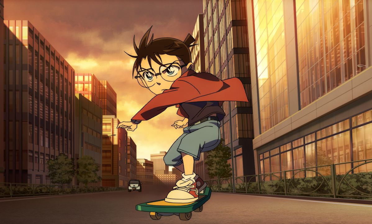 Detektiv Conan - Bildquelle: 2018 GOSHO AOYAMA/DETECTIVE CONAN COMMITTEE All Rights Reserved