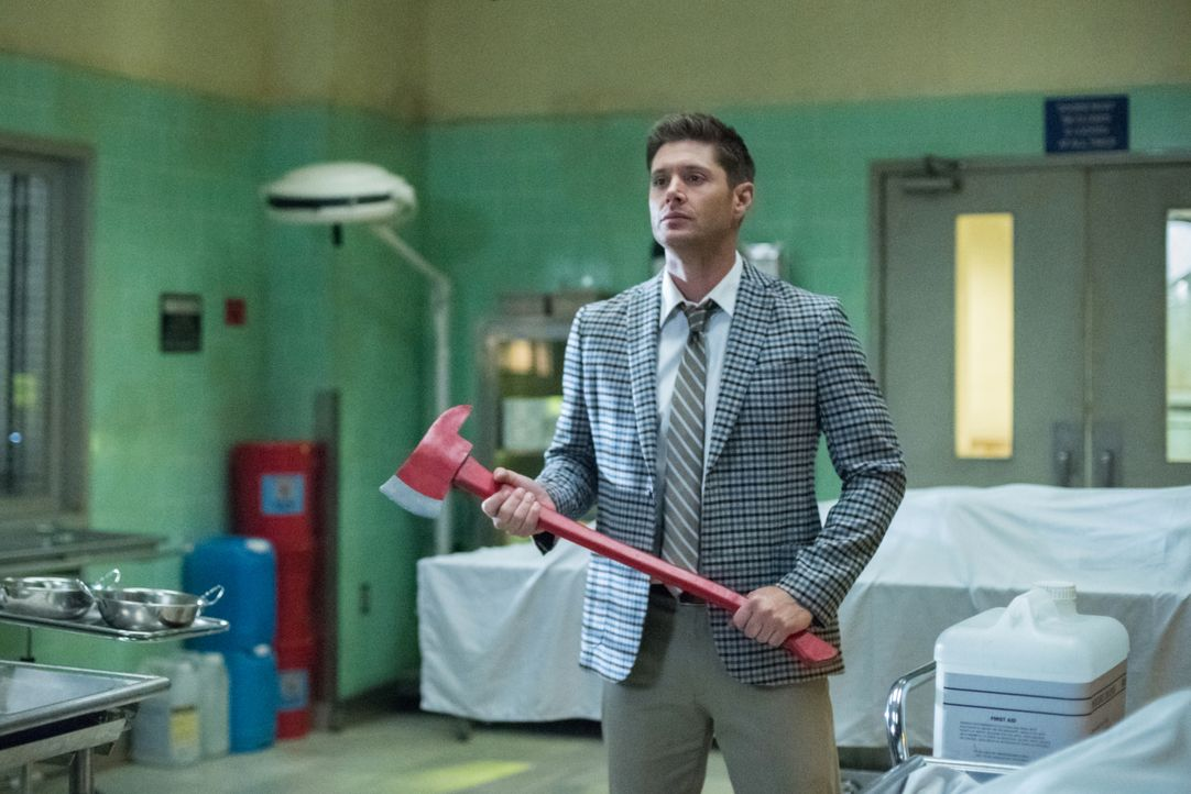 Dean Winchester (Jensen Ackles) - Bildquelle: Dean Buscher 2018 The CW Network, LLC All Rights Reserved / Dean Buscher