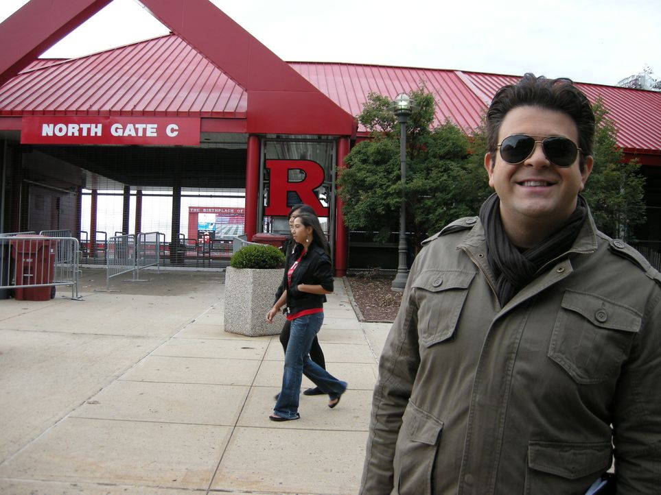 Adam Richman - Bildquelle: 2009, The Travel Channel, L.L.C.