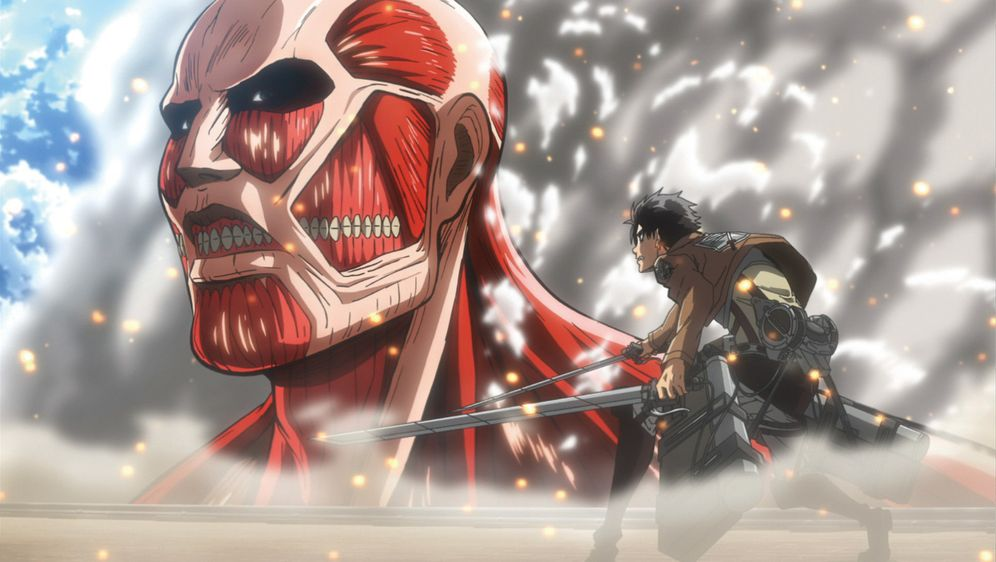 "- Bildquelle: Hajime Isayama,Kodansha/""ATTACK ON TITAN""Production Comittee All Rights Reserved."