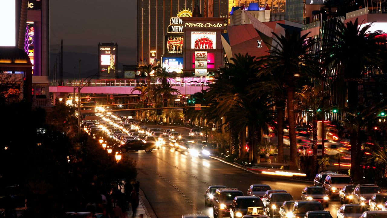 Im Clark County Detention Center erinnert nichts mehr an den Glamour der Casino-Stadt Las Vegas ... - Bildquelle: James Peterson National Geographic Channels/ Part2 Pictures