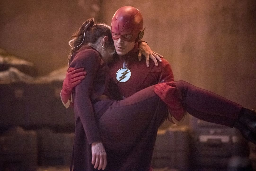 Barry alias The Flash (Grant Gustin) - Bildquelle: Katie Yu 2018 The CW Network, LLC. All rights reserved. / Katie Yu