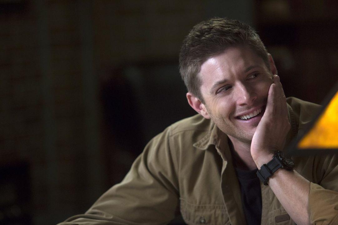 Wird der neue Fall Dean (Jensen Ackles) und seine Verbindung mit dem Kainsmal beeinflussen? - Bildquelle: 2016 Warner Brothers