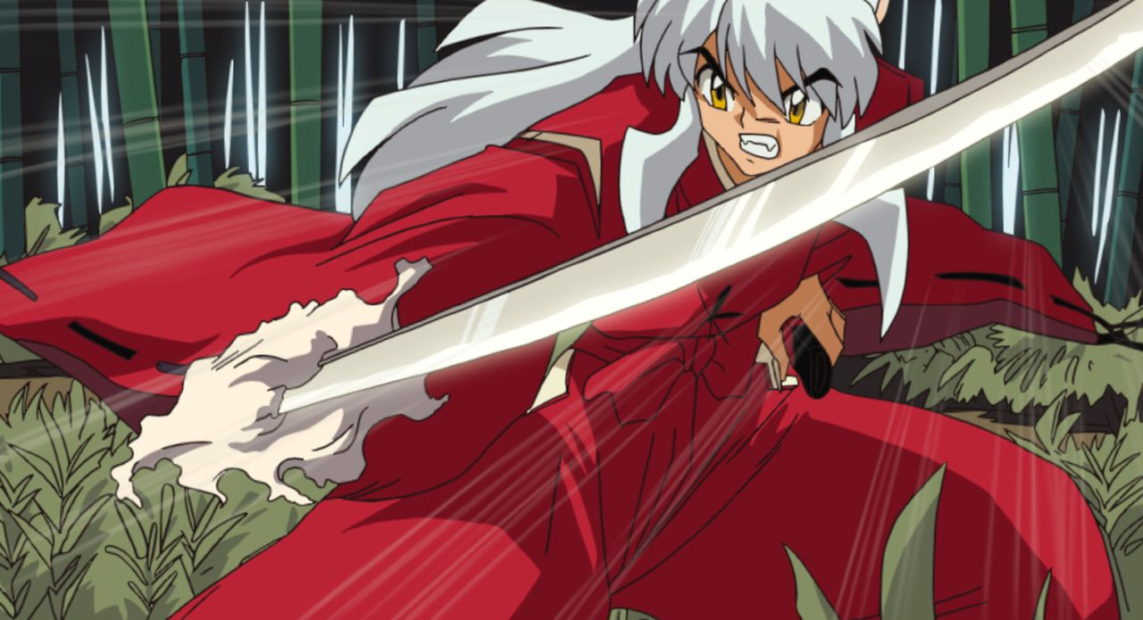 Inuyasha - Bildquelle: 2003 Rumiko Takahashi / Shogakukan-YTV-Sunrise-ShoPro-NTV-Toho-Yomiuri-TV Enterprise All Rights Reserved
