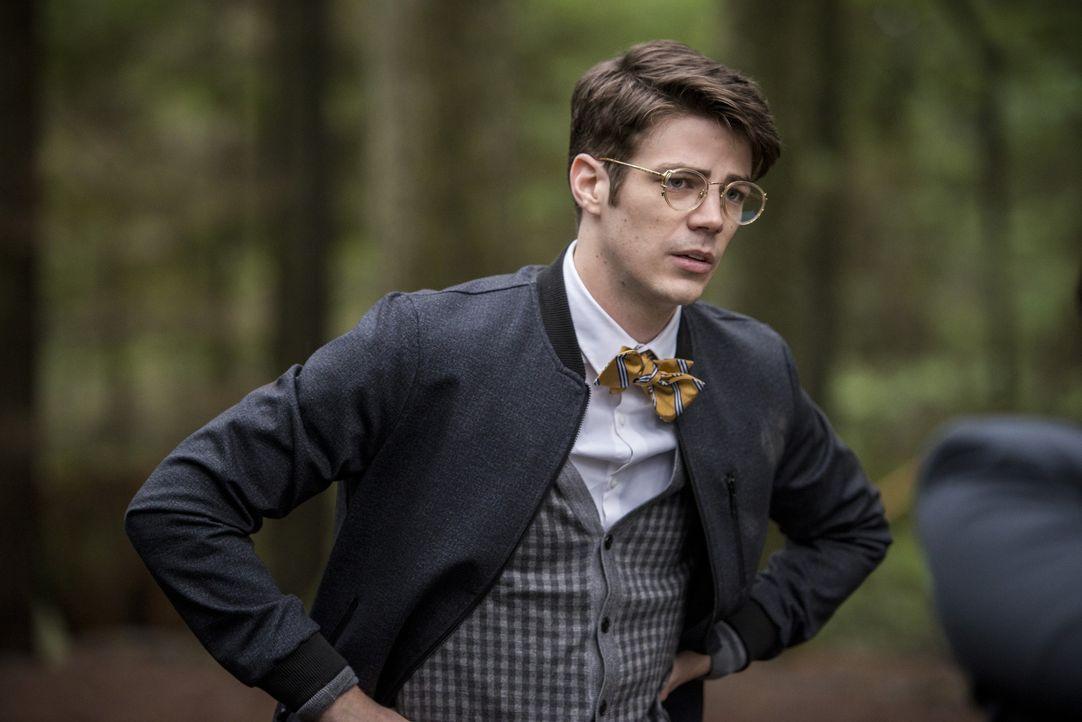 Ist es wirklich eine gute Idee, dass Bartholomew (Grant Gustin) sich an der Rettungsmission für Jessica und Barry beteiligt? - Bildquelle: Warner Bros. Entertainment, Inc.
