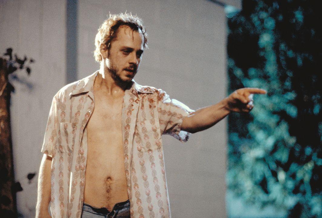 Automechaniker Buddy Cole (Giovanni Ribisi) streitet immer wieder mit seinem Vater ... - Bildquelle: Paramount Pictures