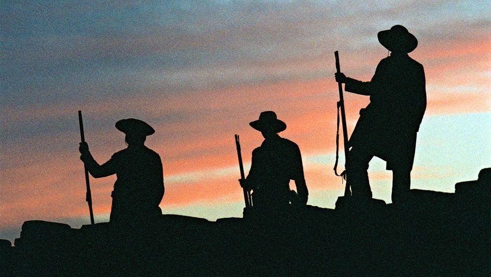 Alamo - Der Traum, das Schicksal, die Legende - Bildquelle: Disney - ABC International Television
