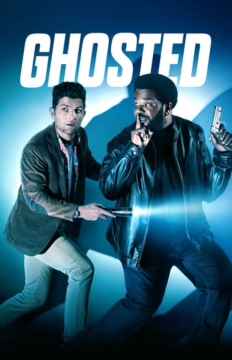 (1. Staffel) - Ghosted - Artwork - Bildquelle: 2017 Fox and its related entities.  All rights reserved.