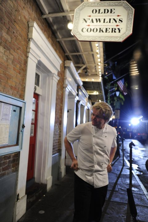 "Im Herzen von New Orleans braucht das Restaurant ""Oceana"" dringend Hilfe. Kann Gordon Ramsay das Lokal vor dem Ruin bewahren? - Bildquelle: Fox Broadcasting.  All rights reserved."