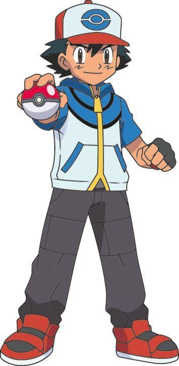 Auf seiner Reise nach Roshan City werden Ash und seine Freunde Teil eines Kampfes ... - Bildquelle: 2014 Pokémon.   1997-2014 Nintendo, Creatures, GAME FREAK, TV Tokyo, ShoPro, JR Kikaku. TM, ® Nintendo.