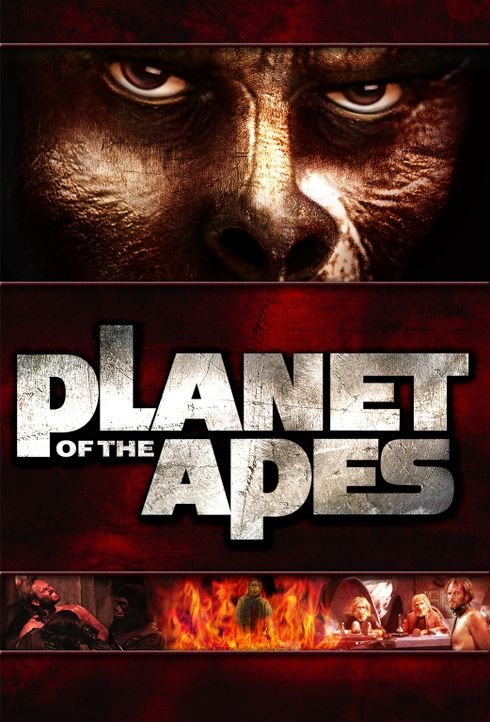 Planet of the Apes - Artwork - Bildquelle: 1967 Twentieth Century Fox Film Corporation and Apjac Productions, Inc.  Renewed 1995 Twentieth Century Fox Film Corporation.  All rights reserved.