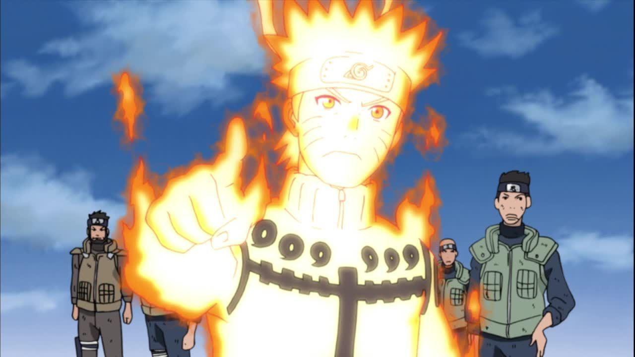 Naruto bringt Hoffung