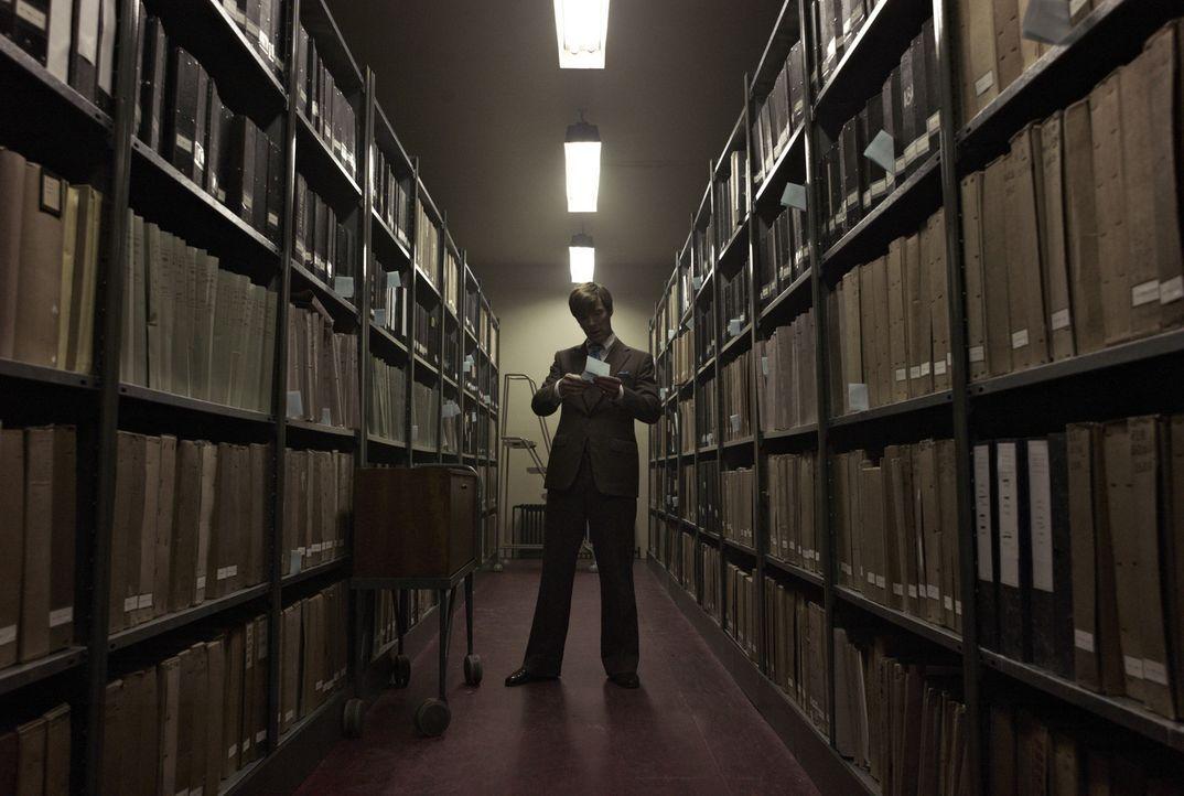 Um einen Spion zu entlarven, wird Peter Guillam (Benedict Cumberbatch) selber zum Spion ... - Bildquelle: Studiocanal GmbH
