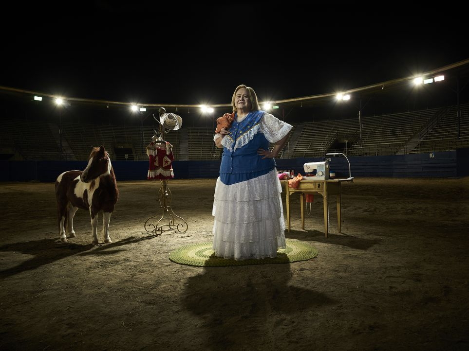 (3. Staffel) - Christine Baskets (Louie Anderson) - Bildquelle: 2018 FX Productions, LLC. All rights reserved.
