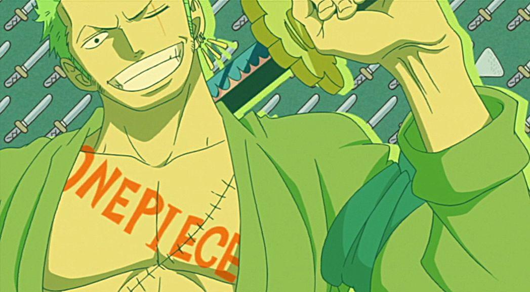 Zoro - Das zweite Mitglied der Strohhut-Bande - Bildquelle: Eiichiro Oda/Shueisha, Toei Animation