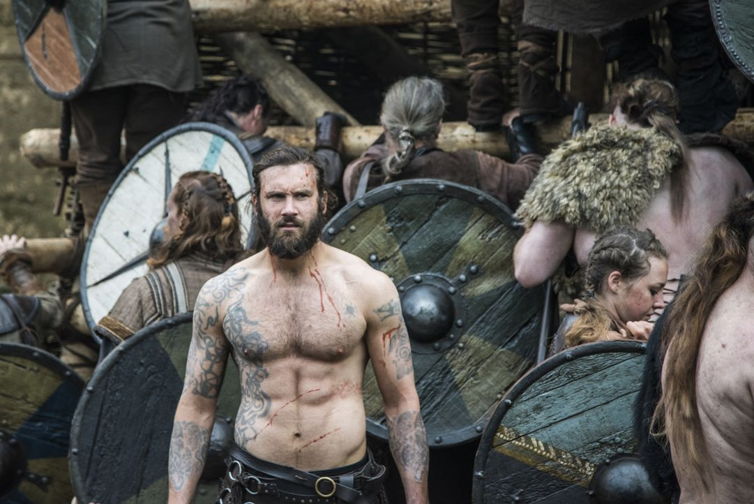 Müssen Rollo (Clive Standen) und die Wikinger eine Niederlage in Paris einstecken? - Bildquelle: 2015 TM PRODUCTIONS LIMITED / T5 VIKINGS III PRODUCTIONS INC. ALL RIGHTS RESERVED.
