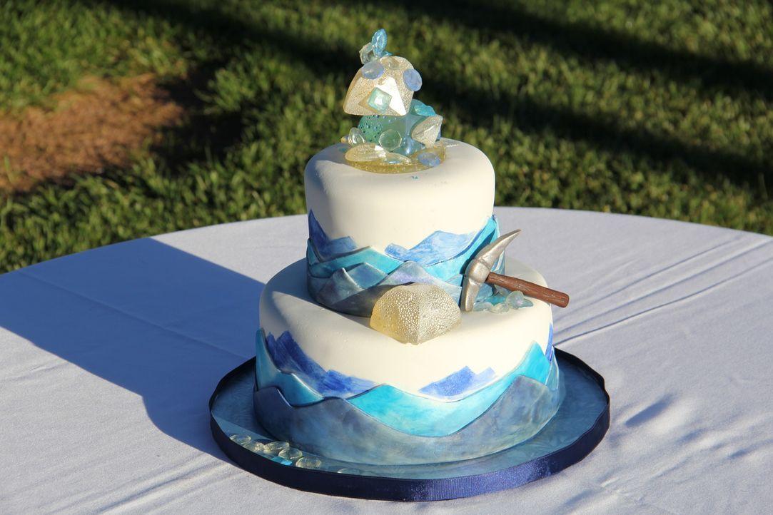 Für richtige Edelstein-Sucher gibt es nur eine wahre Torte ... - Bildquelle: High Noon Entertainment 2014