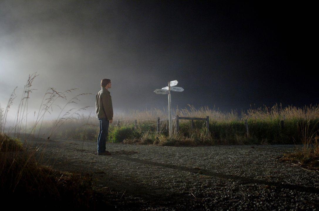 Sam (Jared Padalecki) und Dean untersuchen eine Kleinstadt, die von einer Reihe seltsamer Morde heimgesucht wird. Es scheint so, als ob Märchen eine... - Bildquelle: Warner Bros. Television