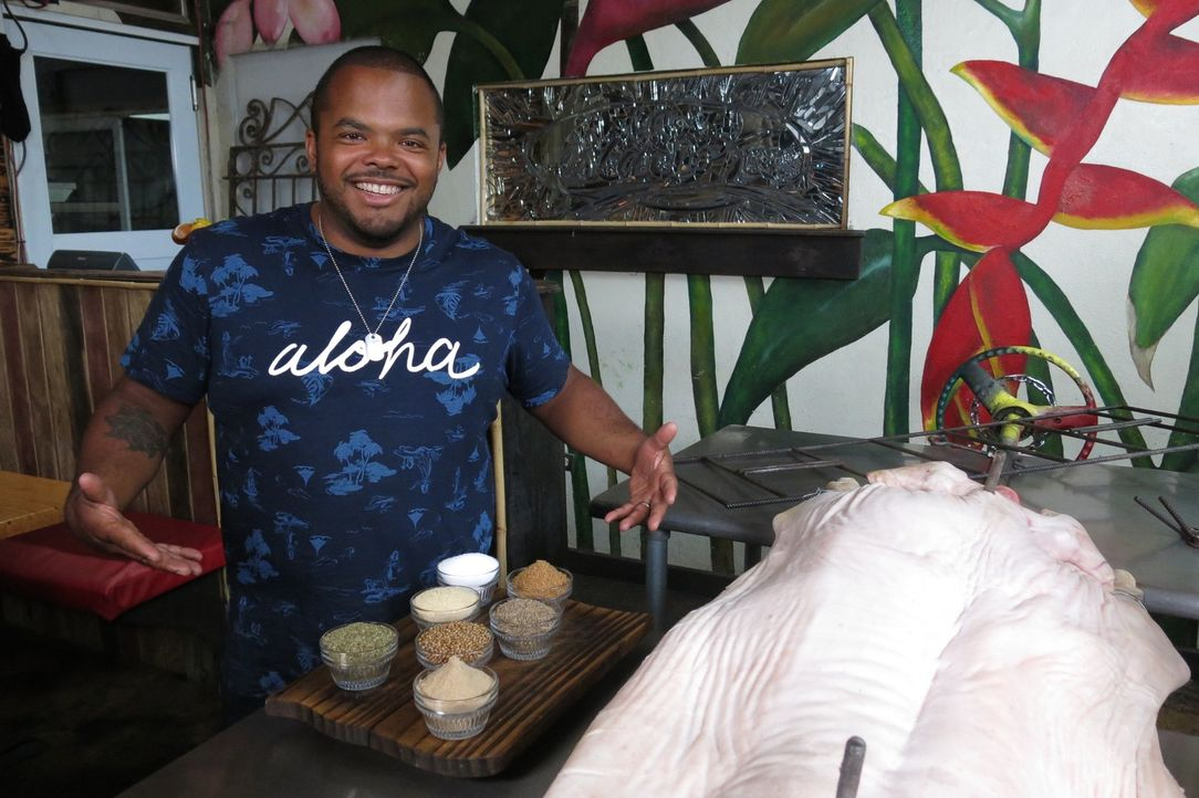 Roger Mooking - Bildquelle: 2015,Cooking Channel, LLC. All Rights Reserved.