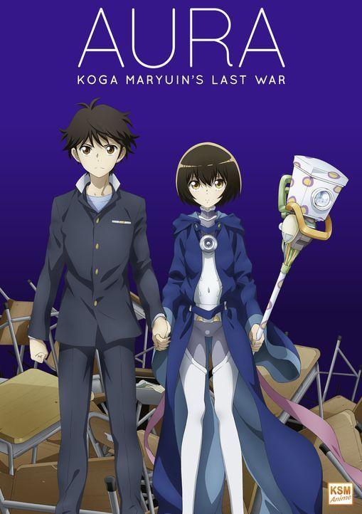 Aura: Koga Maryuin's Last War - Bildquelle: 2013 ROMEO TANAKA, SHOGAKUKAN / AURA FILM PARTNERS