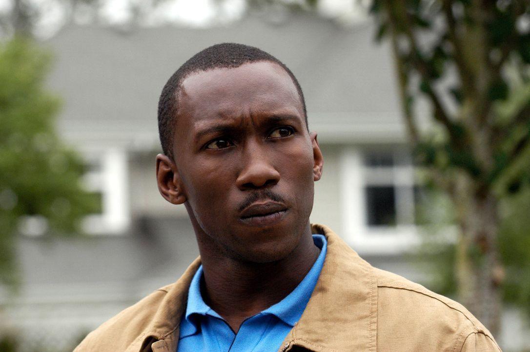 Jordan Collier provoziert Richard (Mahershalalhazbaz Ali) so sehr, dass er und Lily beschließen die Wohnanlage zu verlassen - ein schwerer Schritt f... - Bildquelle: Viacom Productions Inc.