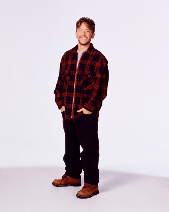 """(7. Staffel) - Er nennt sich selbst """"Großmeister B."""", hält sich für männlich, intelligent, unwiderstehlich und sexy mit Erfolg bei den """"Tussis"""": Bud... - Bildquelle: Sony Pictures Television International. All Rights Reserved."""
