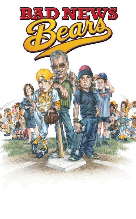 Der ehemalige Profi-Baseball-Spieler Morris Buttermaker steht vor der nahezu unlösbaren Aufgabe, einem Haufen schwererziehbarer Kids das Baseballspi... - Bildquelle: TM &   Paramount Pictures. All Rights Reserved.