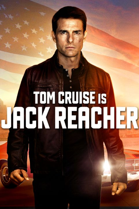 Jack Reacher - Artwork - Bildquelle: Karen Ballard MMXII Paramount Pictures Corporation. All Rights Reserved.