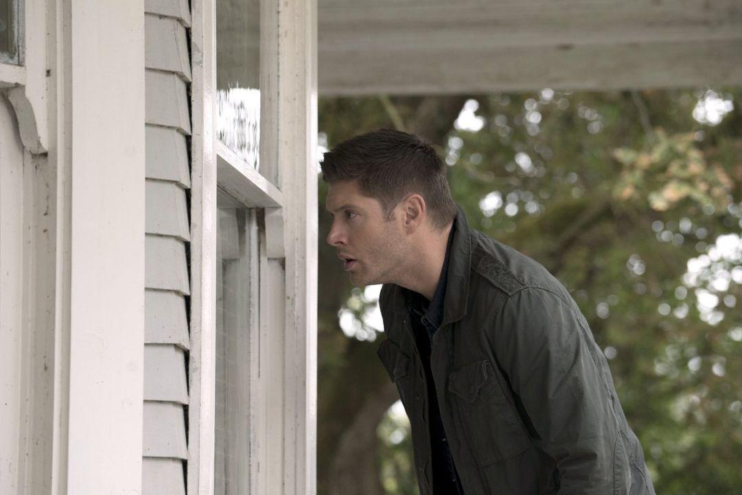 Ahnt Dean (Jensen Ackles), wie stark seine Bindung zu Amara wirklich ist? - Bildquelle: 2014 Warner Brothers