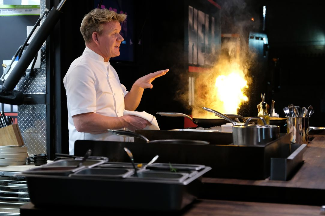 Gordon Ramsay - Bildquelle: Studio Ramsay and all3media international