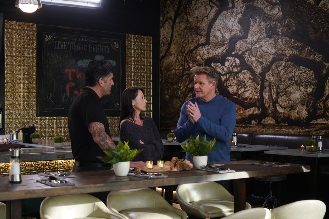 Der leidenschaftslose Gastronom - Bildquelle: Studio Ramsay and all3media international