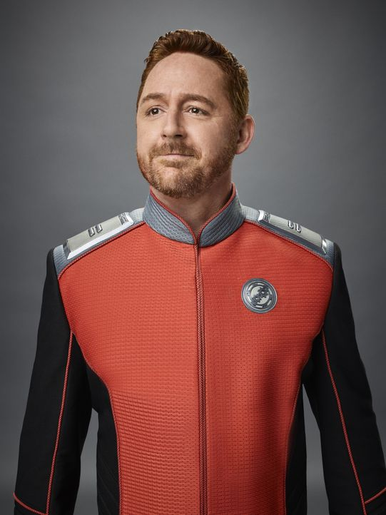 Lieutenant Gordon Malloy (Scott Grimes) - Bildquelle: Andrew Eccles 2019 Twentieth Century Fox Film Corporation.  All rights reserved. / Andrew Eccles