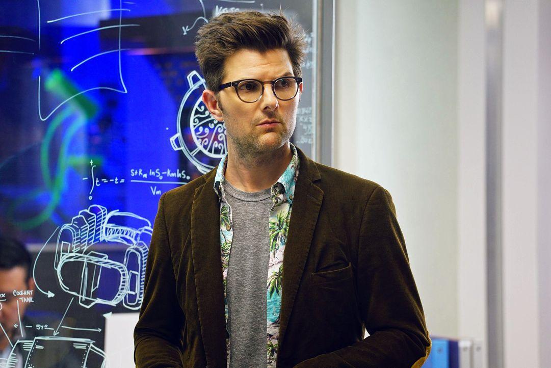 Der ehemalige Professor Max Jennifer (Adam Scott) ist überzeugt davon, dass seine Frau von Aliens entführt wurde. Ist es da genau das Richtige für i... - Bildquelle: 2017 Fox and its related entities. All rights reserved.