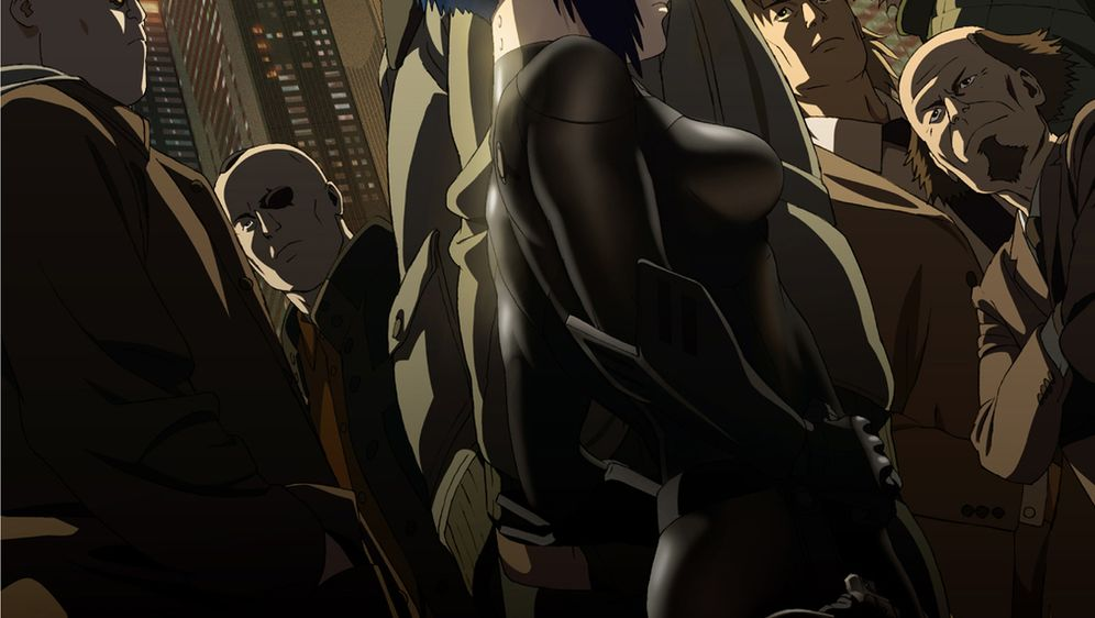 """Ghost in the Shell Arise: Border 4 - Ghost Stands Alone - Bildquelle: Shirow Masamune """"Production I.G / KODANSHA - GHOST IN THE SHELL ARISE COMMITTEE. All Rights Reserved."""