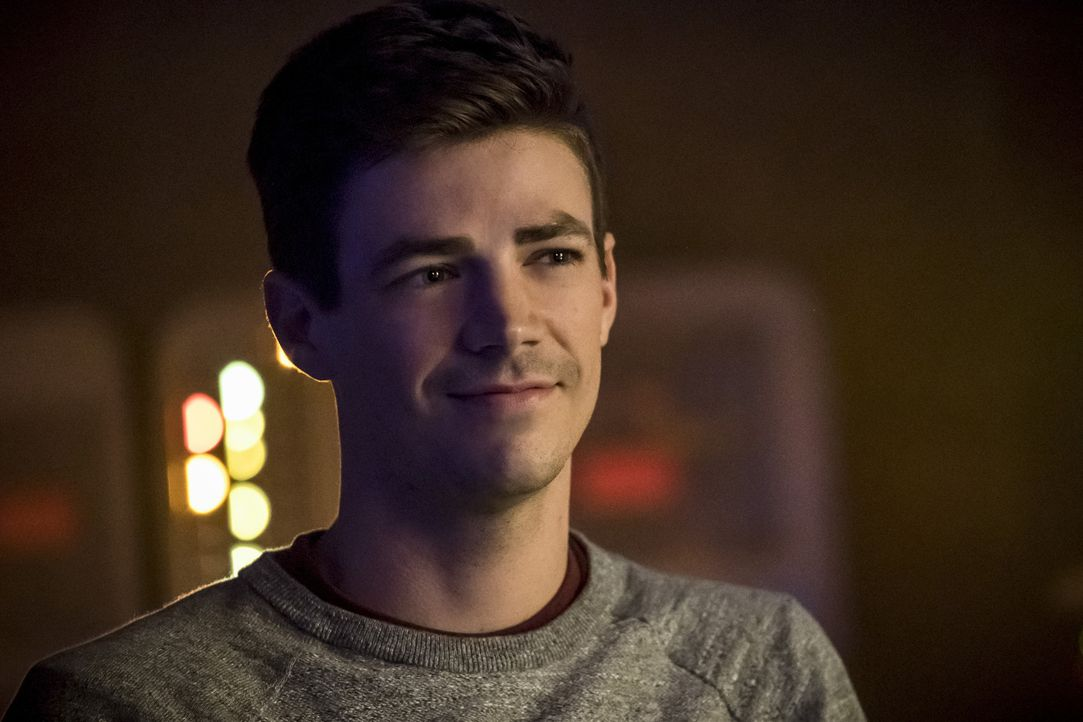 Barry (Grant Gustin) - Bildquelle: Katie Yu 2018 The CW Network, LLC. All rights reserved.