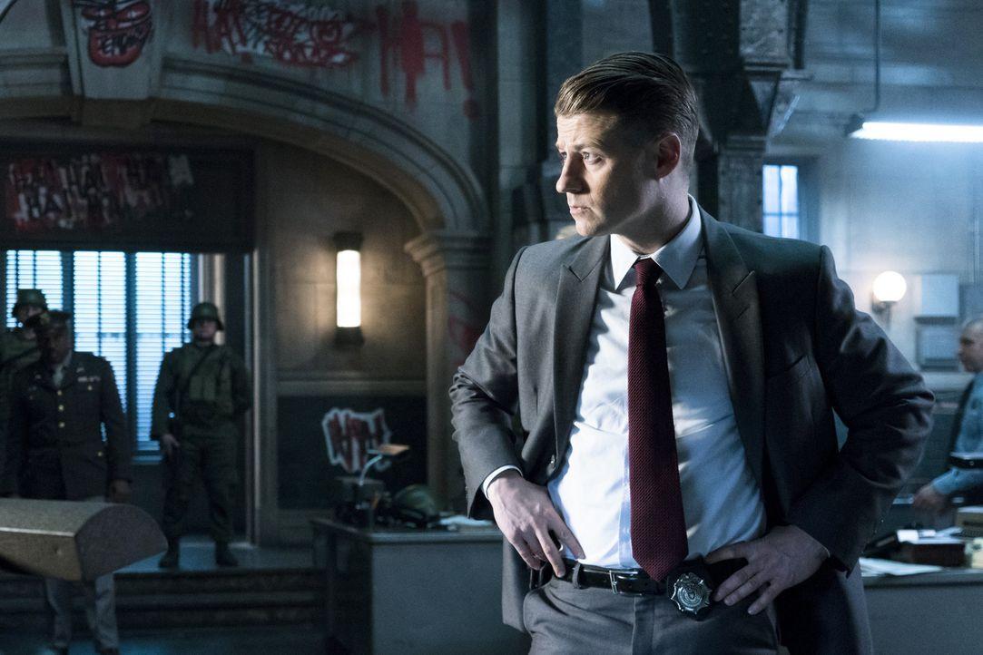 James Gordon (Ben McKenzie) - Bildquelle: 2017 Warner Bros.